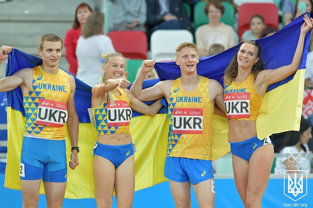 Сборная по легкой атлетике (1)