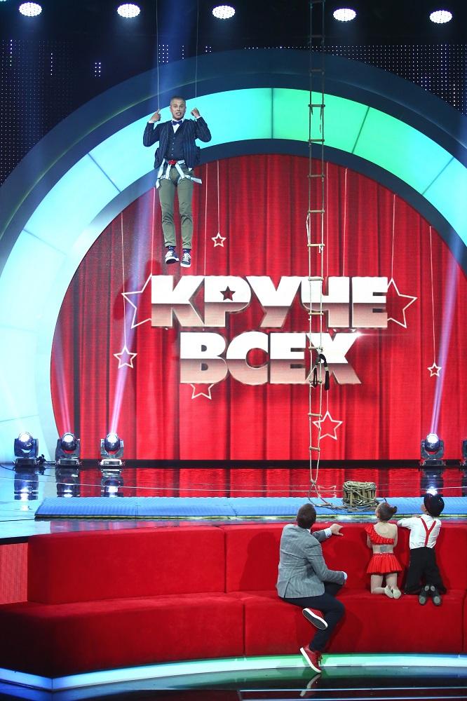 7_Андрей Доманский спускается на сцену