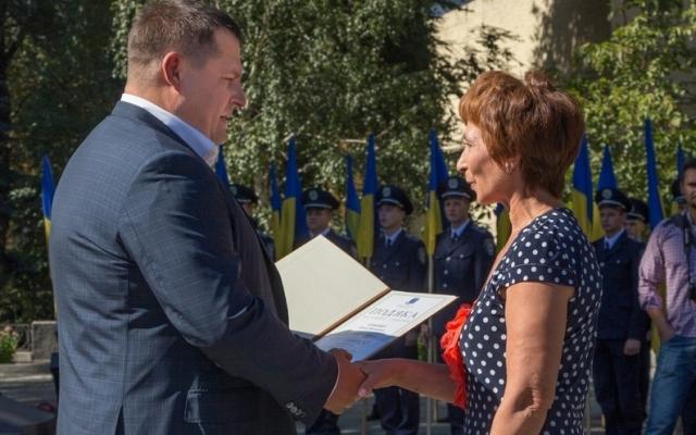 Премия в пять тысяч гривен от Бориса Филатова