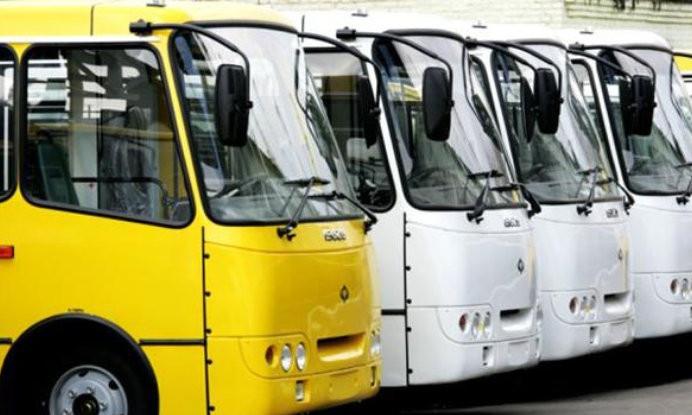 В Днепре на один из маршрутов выйдут большие автобусы
