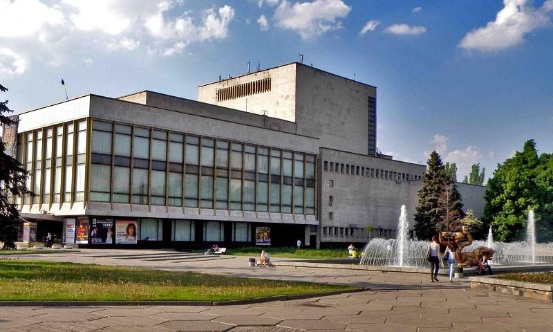 В Днепре проведут ремонт административных помещений Театра оперы и балета