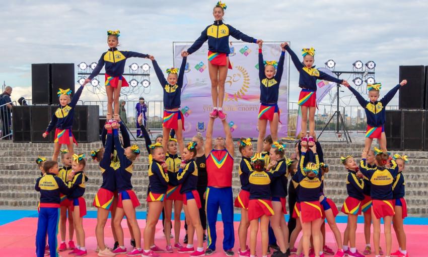 Спортивный Днепр: на набережной состоялся «Фестиваль спорта»
