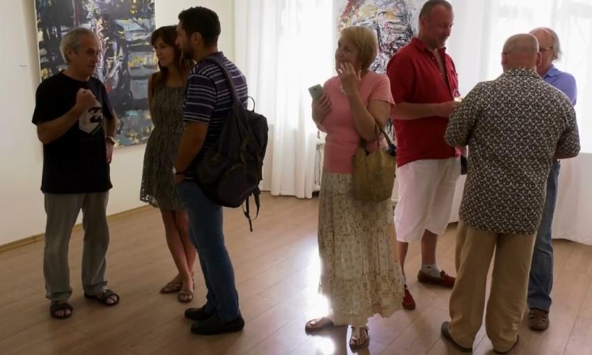 «Нищие» в Днепре: в музее открыли необычную выставку картин