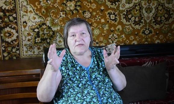 Униженная депутатом Оппоблока пенсионерка дала интервью