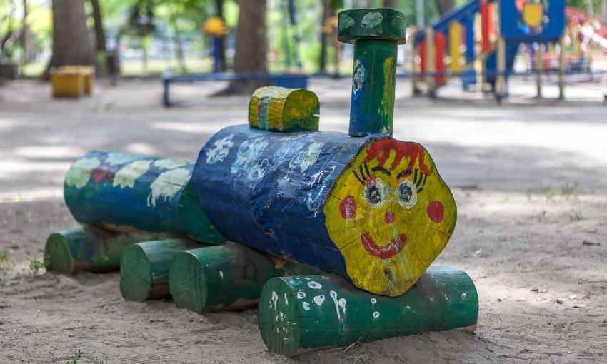 Отдых по-днепровски: как облагородили парк Писаржевского?
