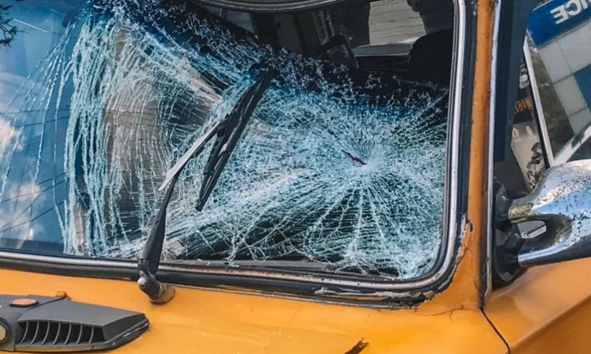 ДТП в Днепре: Lada насмерть сбила пешехода