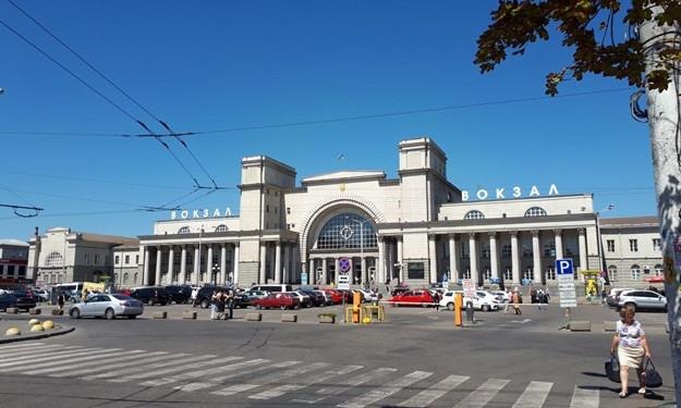 Ж/Д вокзал Днепра попал в ТОП-5 по количеству пассажиров