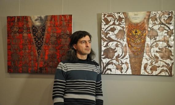 В Днепре пройдет выставка картин Алексея Коваля